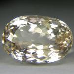 Triphane Gemstone Yellow