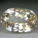 Triphane Gemstone Yellow